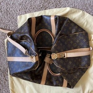 Louis Vuitton Keepall 50 Bandouliere